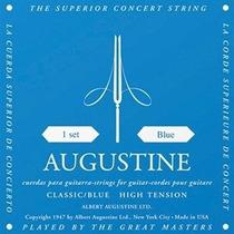 Encordoamento Violão Nylon Augustine Classic Blue - Cordas