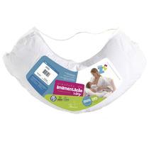 Almofada Travesseiro Fibrasca Bebê Amamentação Baby + Fronha