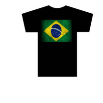 Camisetas Bandeira Brasil