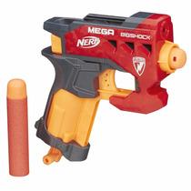 Brinquedo Novo Nerf Lançador De Dardos Nerf Mega Big Shock