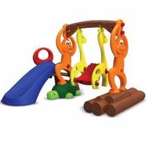 Mini Parque De Diversões Zooplay De Animais 7005 - Bandeiran