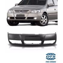 Parachoque Dianteiro Astra Hatch / Sedan 2003 A 2012 Preto