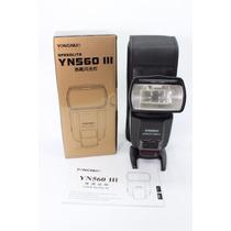 Flash Yongnuo Yn560 Iii Universal - Canon/nikon