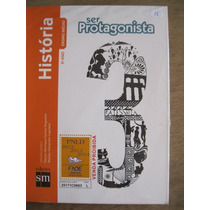 Livro: Ser Protagonista - História - Volume 3