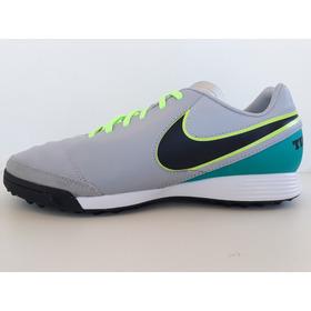 a80e3990fe Chuteira Nike Tiempo Genio Leather 2 Tf - Society