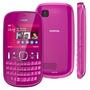 Celular Nokia Asha 200 Dual Chip Rosa Desbloqueado