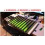 Projeto Analisador De Espectro Com 400 Led Amplificador 2015