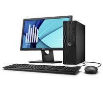 Computador Dell Optiplex 3050 Sff I5 4gb 1tb Win Pro+monitor