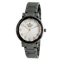 6102a3dd05f Busca Relógio feminino grafite com os melhores preços do Brasil ...