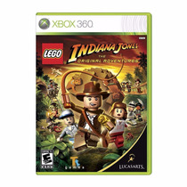 Xbox 360 - Lego Indiana Jones The Original Adventures