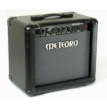 Amplificador Meteoro Nd15 Nitrous Drive 15wr Atacado Musical