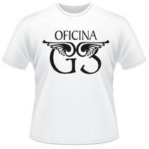 Camiseta Camisa Oficina G3 Banda Rock Gospel Cristão