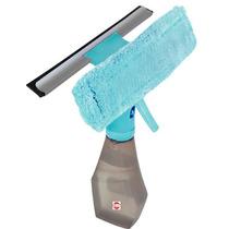 Limpa Vidros Spray Borrifa, Limpa E Seca 3 Em 1 Mor