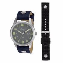 Relógio Condor Masculino Troca Pulseira Co2115um/3c