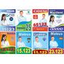 Santinhos Políticos Vetorizados + Logomarcas (84 Arquivos)
