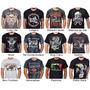Camisetas Kallegari Diversos Modelos Camisas Exclusivas Original