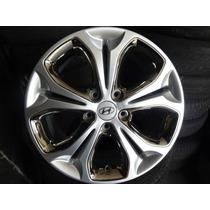 Roda Hyundai I30 2014/15 Aro 17 Original - Avulsa !