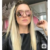 6b23c1fa9 Busca oculos espelhado rosa com os melhores preços do Brasil ...