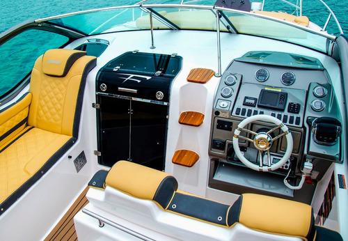 FOCKER 305 GT MERCRUISER 380HP,SEMI NOVA FS TRITON PHANTO