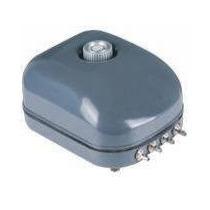Compressor De Ar P/ Aquário Sunsun Hp1116 4 Saída De Ar 110v
