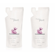 Natura Plant Refil Shampoo + Condicionador Pós Química