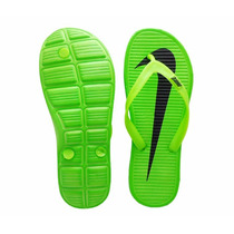 Chinelo Nike Color Verde