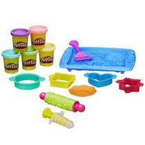 Massinha Play-doh - Biscoitos Divertidos - Hasbro