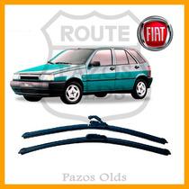 Palheta Silicone Limpador Parabrisa Fiat Tipo 94 95 96 97