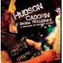 Cd Hudson Cadorini - O Massacre Da Guitarra Elétrica-2009.