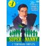 Dvd - Super Nanny - 1ª Temporada - Discos 1 E 2 ( Lacrados)