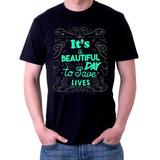 Camiseta Beautiful Day Grey´s Anatomy
