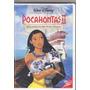 Dvd Pocahontas 2 Uma Jornada Para O Novo Mundo, Orig Lacrado