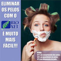Redutor Definitivo De Pelos Facial Bioxet Herbal (importado)