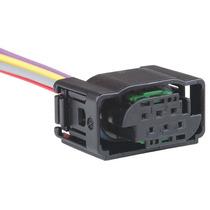 Chicote Conector Plug Sensor Borboleta Fiat 6 Vias Fêmea