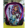 Mochila De Costas Monster High - Sestini