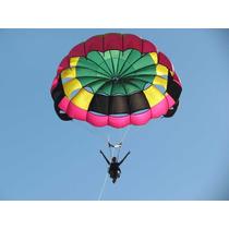 Paraquedas Puxado Lancha Jetski Bote Paraqueda Esporte Ação