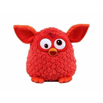 Pelúcia Furby Vermelho - Famosa - Novo Colecionável