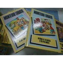 Obras Completas Monteiro Lobato Quase Nova Circulo Do Livro