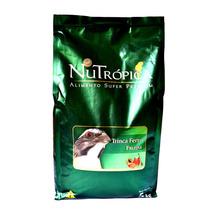 Ração Nutrópica Trinca Ferro Frutas Mel Cereais Premium 5 Kg