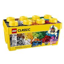 Lego Classic - Caixa Média De Peças Criativas - 10696 Lego