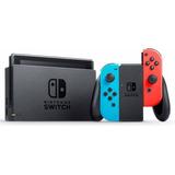 Console Nintendo Switch 32gb Neon Blue Neon Red