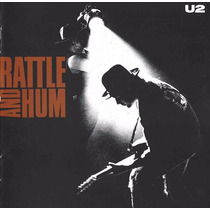 Cd U2 Rattle And Hum Novo Original Lacrado