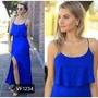 Vestido Longo Kit Com 6 Peças Moda Outono Instagram