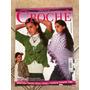 Revista Coleção Arte Fácil Crochê Bolero Poncho Blusa Casaco