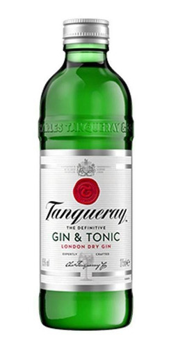 Gin Tanqueray & Tonic - 275ml
