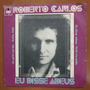 Ep Compacto Roberto Carlos Eu Disse Adeus Mpb Disco Vinil Original