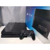 Ps4 500gb Original Playstation 4 Promoção