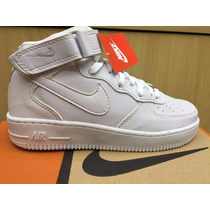 Tenis Nike Air Force Mid Unissex Pronta Entrega