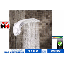 Ducha Lorenzetti Duo Shower Quadr Eletrônica 110v/220v 7500w