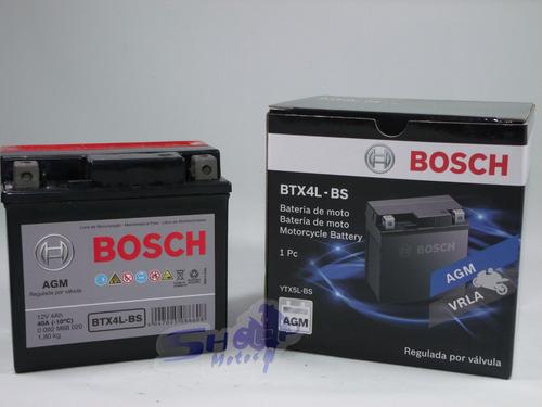 comprar bateria de moto bosch em gel cg titan 150 ks todos
